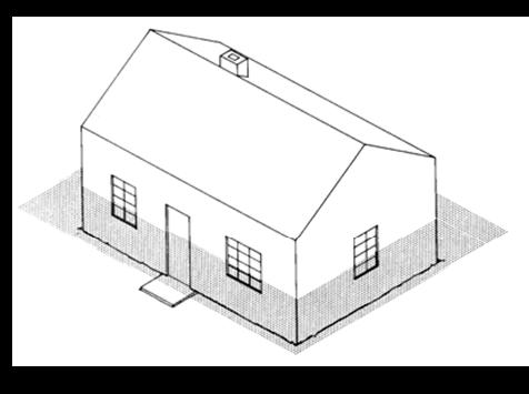 Σχέδιο 5.2: Οριζόντια τομή κτηρίου.