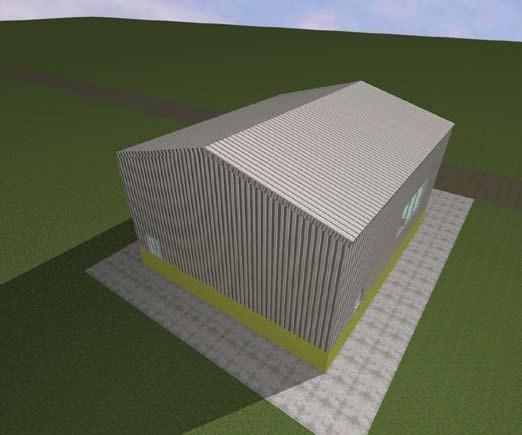 Σχέδιο 5.11: Ύψος επιπέδου οριζόντιας τομής συνεργείου.