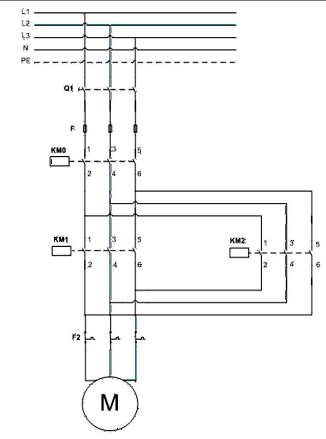 Σχήμα 7.26: Κύκλωμα Ισχύος
