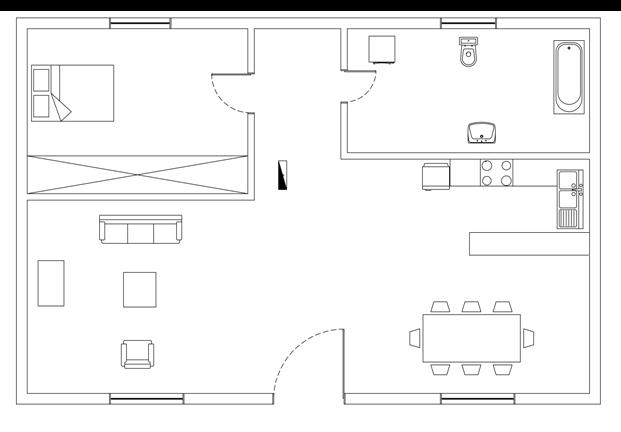 Σχήμα 6.48: Τοποθέτηση ηλεκτρολογικού πίνακα.