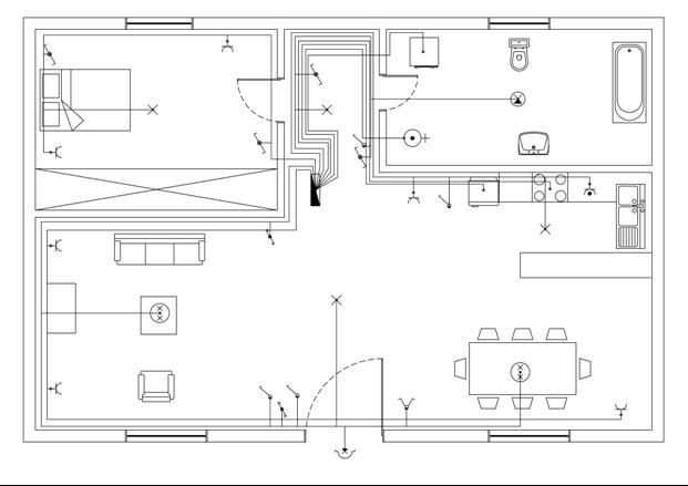 Σχήμα 6.58: Γραμμές συσκευών