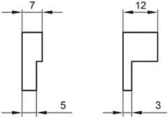 Σχήμα 4.26: Καταχώρηση διαστάσεων.